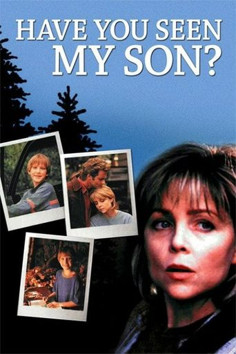 Have You Seen My Son Poster