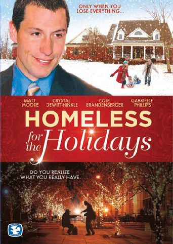 Homeless for the Holidays Poster
