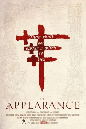 The Appearance Poster