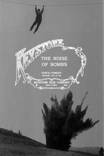 The Noise of Bombs Poster