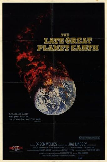 The Late, Great Planet Earth Poster