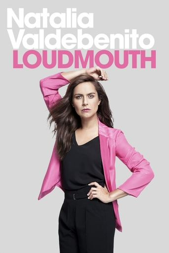 Natalia Valdebenito: The Loud-mouthed Woman Poster
