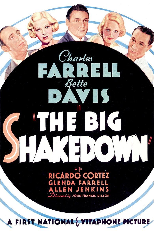 The Big Shakedown Poster