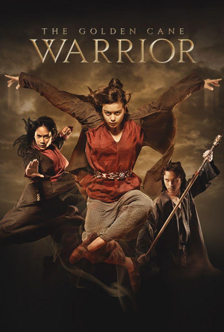 The Golden Cane Warrior Poster