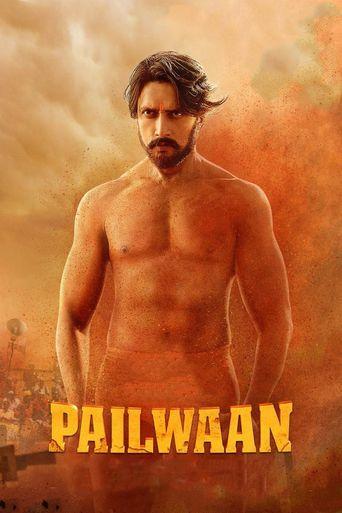 Pailwaan Poster
