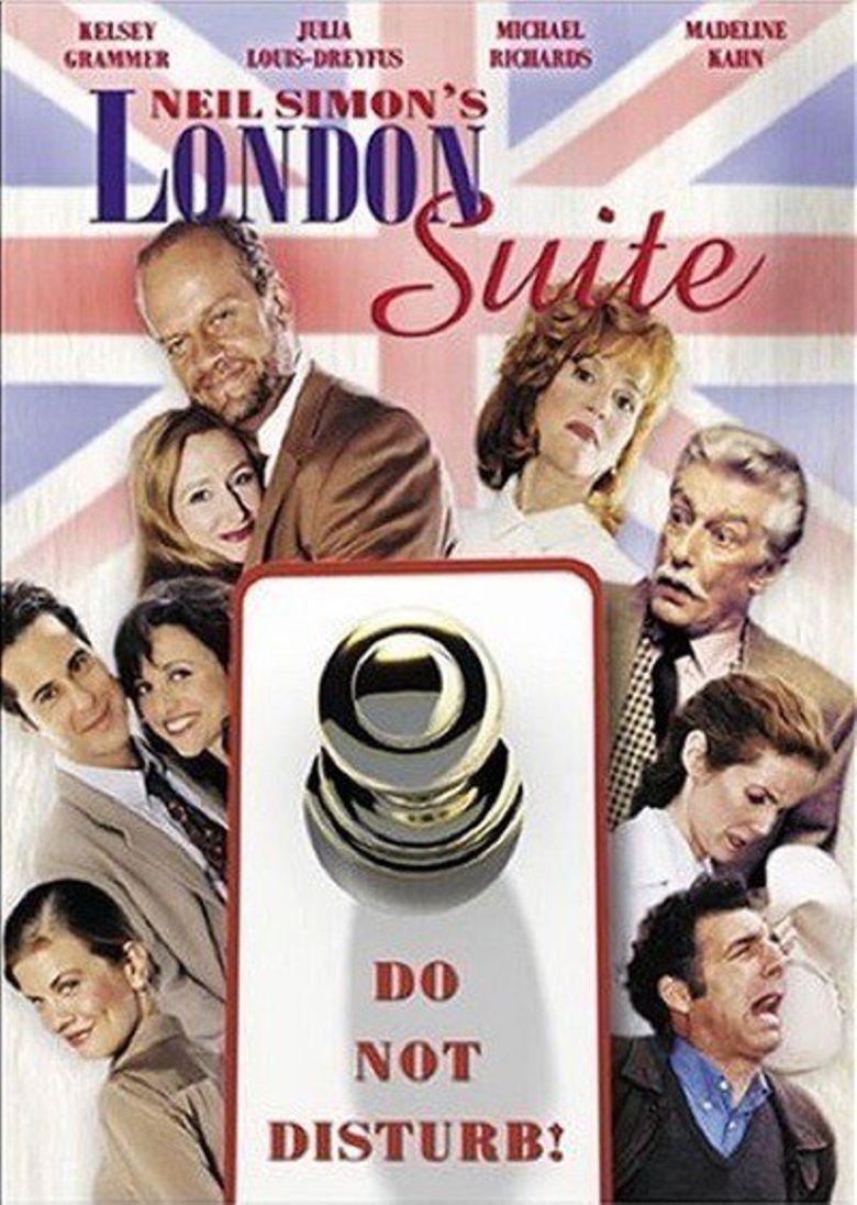 London Suite Poster