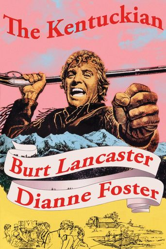 The Kentuckian Poster
