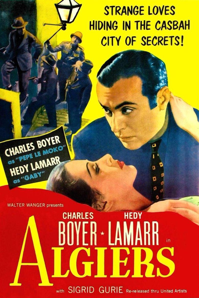 Algiers Poster