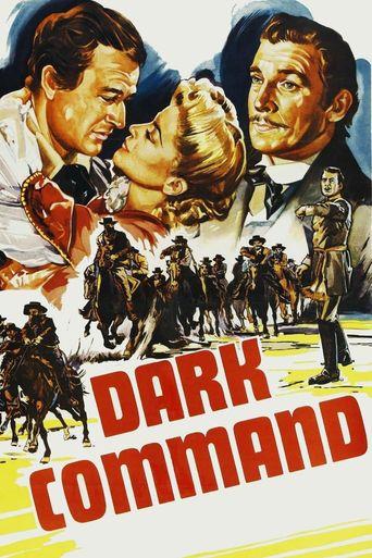 Dark Command Poster