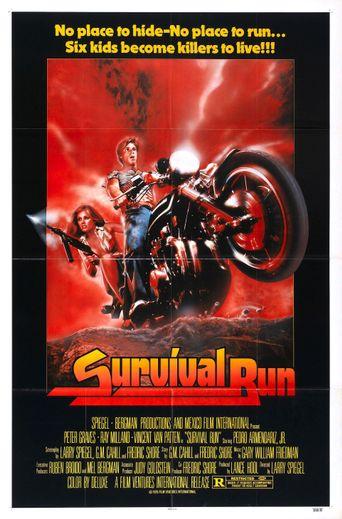 Survival Run Poster