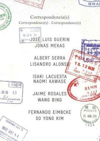 Cinematic Correspondences: Albert Serra - Lisandro Alonso Poster