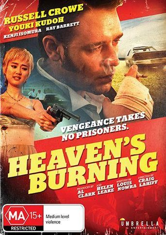 Heaven's Burning Poster