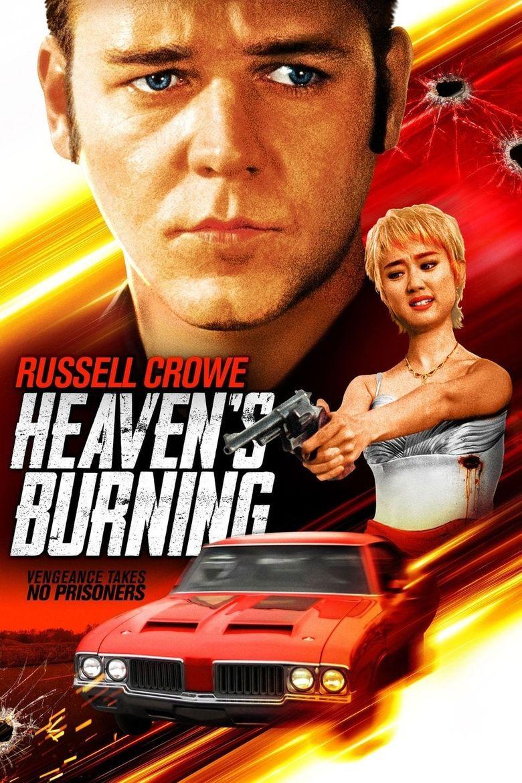 Heaven's Burning Poster