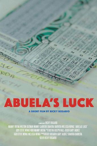 Abuela's Luck Poster