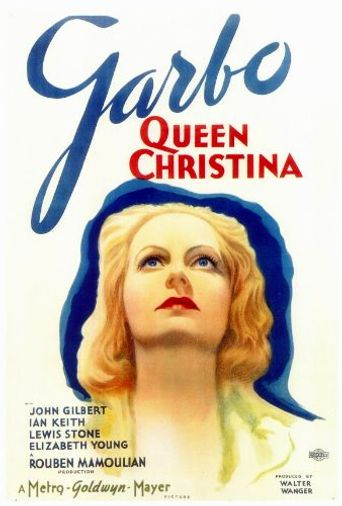 Queen Christina Poster
