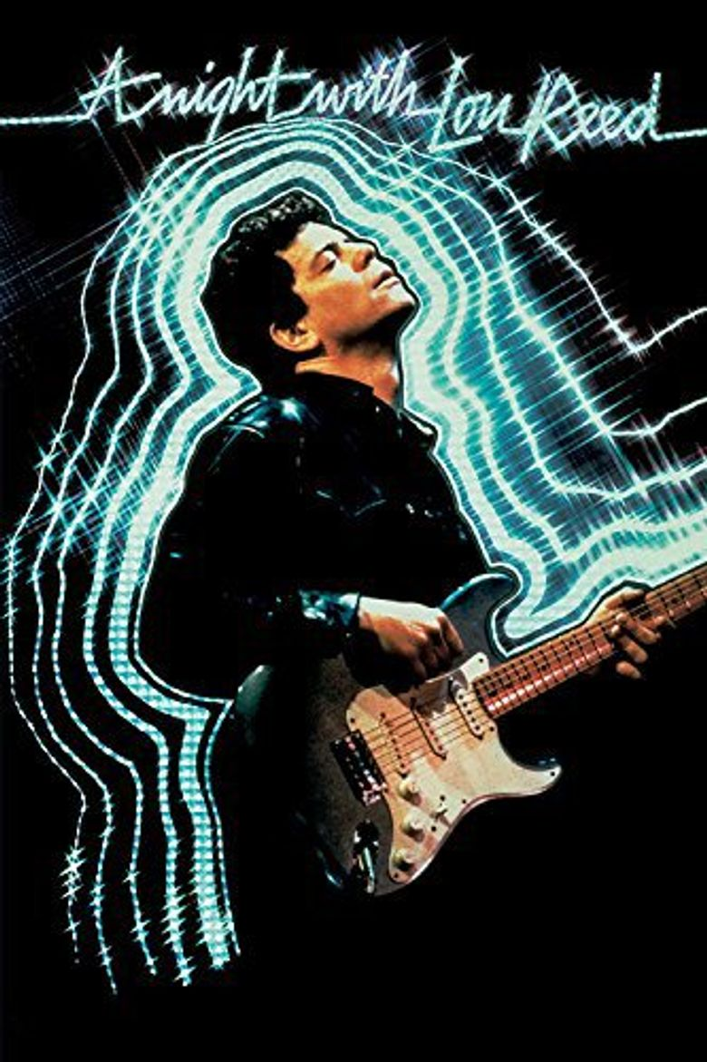 A Night with Lou Reed Poster