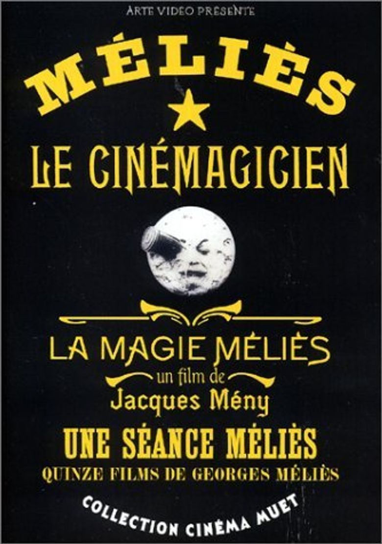 The Magic of Méliès Poster
