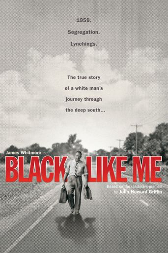 Black Like Me Poster