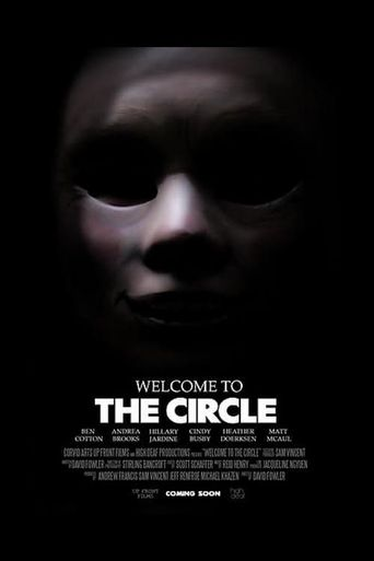 Welcome to the Circle Poster