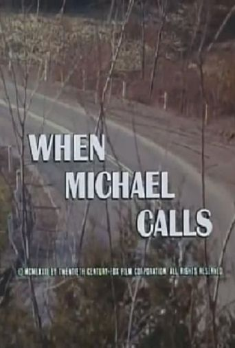 When Michael Calls Poster