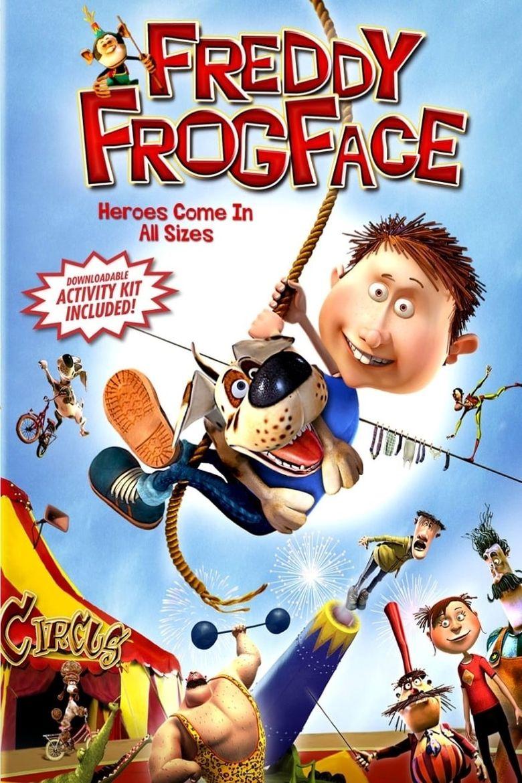 Freddy Frogface Poster