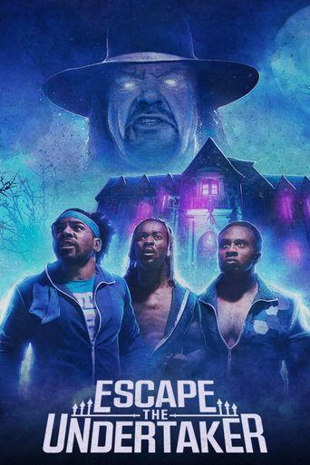 Escape The Undertaker Poster