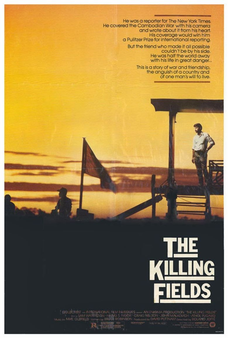 The Killing Fields Poster