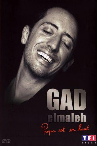 Gad Elmaleh - Papa est en haut Poster