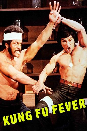 Kung Fu Fever Poster