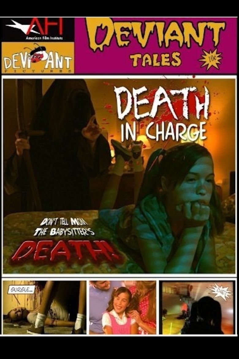 Death in Charge Poster
