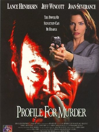 Profile for Murder Poster