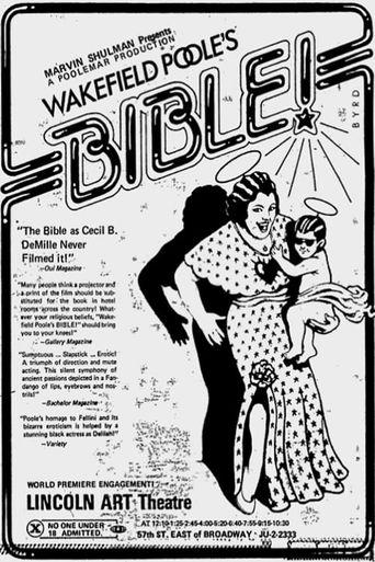 Bible! Poster