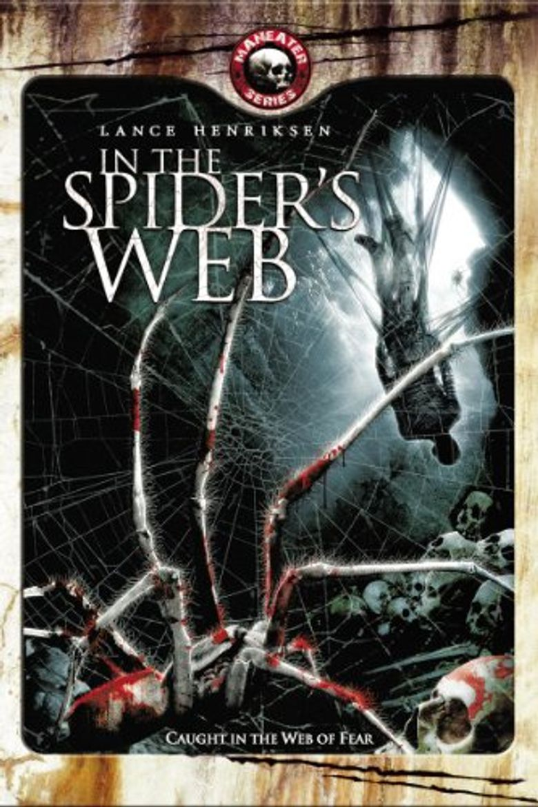 In The Spider's Web Poster