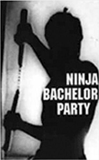 Ninja Bachelor Party Poster