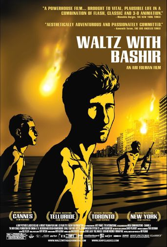 Watch Waltz with Bashir