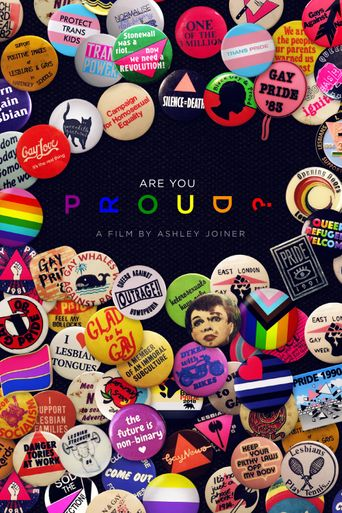 Are You Proud? Poster