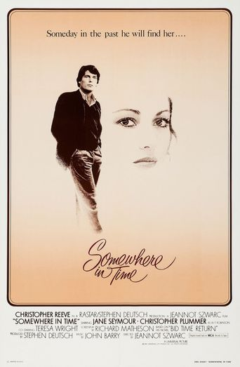 Somewhere in Time Poster