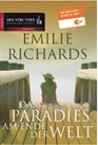 Emilie Richards - Das Paradies am Ende der Welt Poster