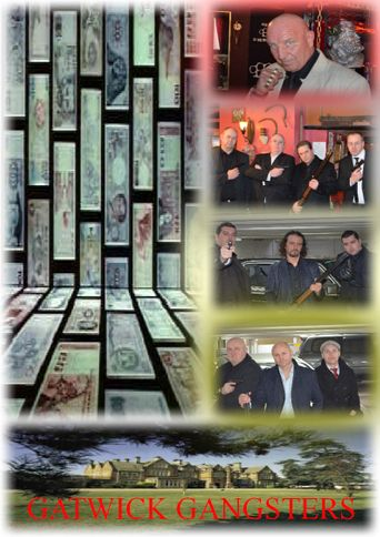 Gatwick Gangsters Poster