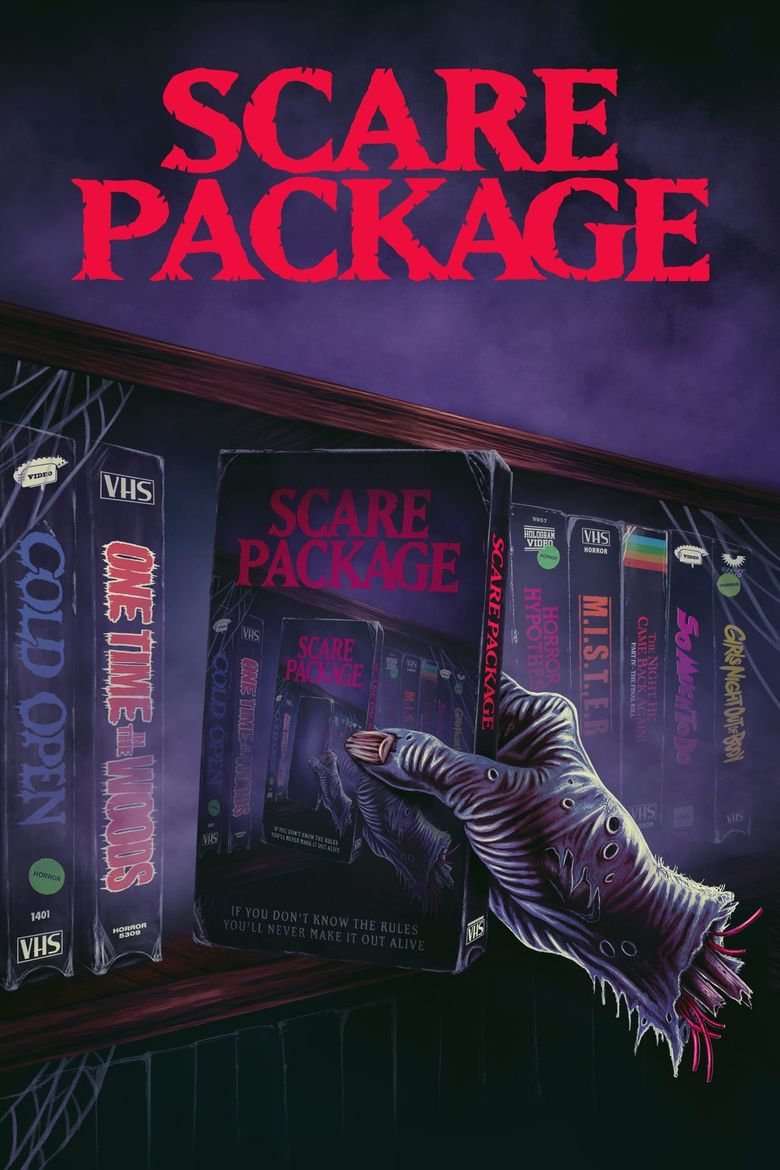 Scare Package Poster