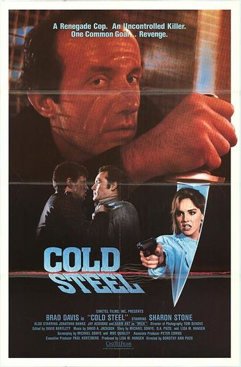 Cold Steel Poster