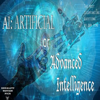 AI: Artificial or ADVANCED Intelligence Poster
