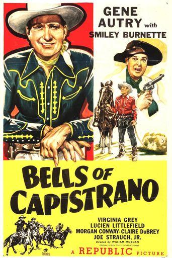 Bells of Capistrano Poster