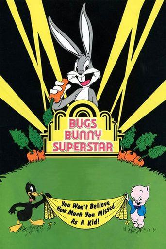 Bugs Bunny: Superstar Poster