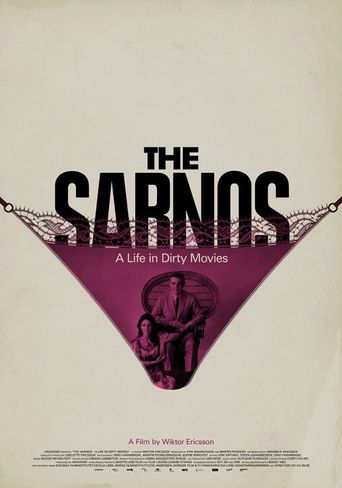 The Sarnos: A Life in Dirty Movies Poster