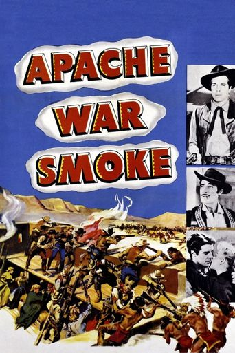 Apache War Smoke Poster