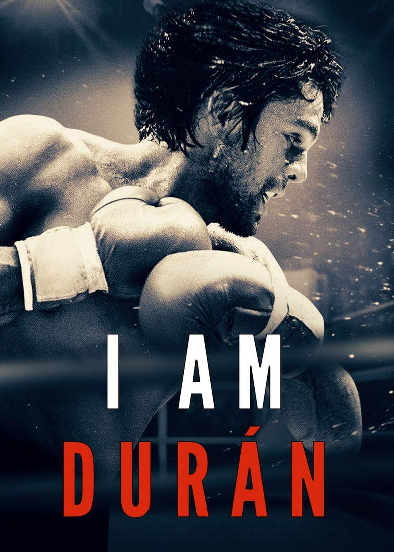 I Am Durán Poster