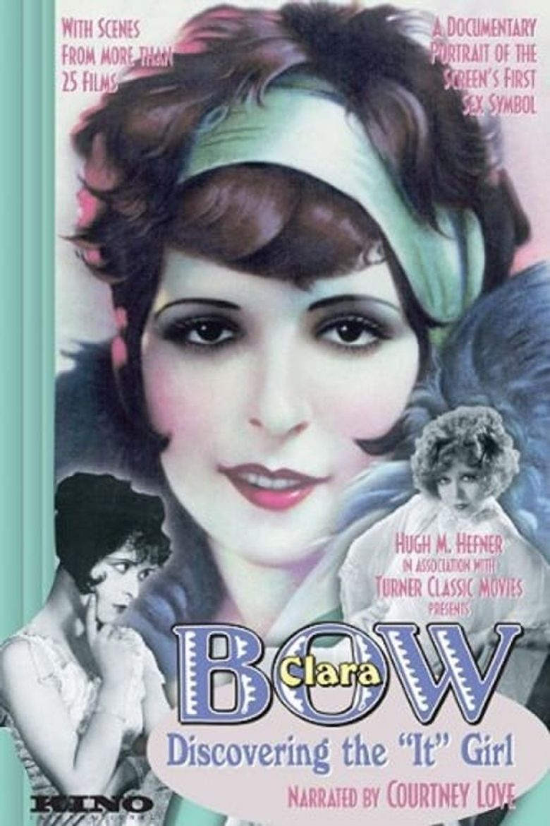 Clara Bow: Discovering the It Girl Poster