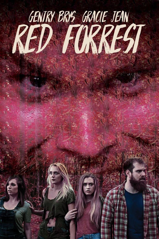 Red Forrest Poster