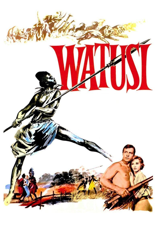 Watusi Poster
